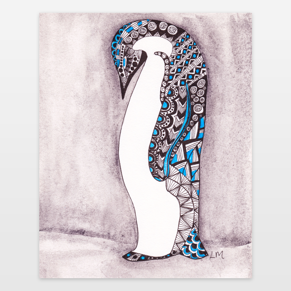 Pattern Penguin