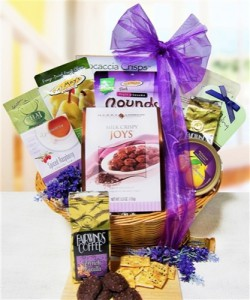 Newborn Gift Basket