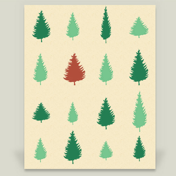 """02 Foliage"" by Dubbel B Designs, BoomBoom Prints"