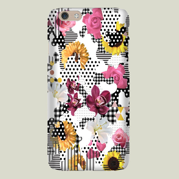 """Floral Mix Patterns"" by Toni Rose Ng, BoomBoom Prints"